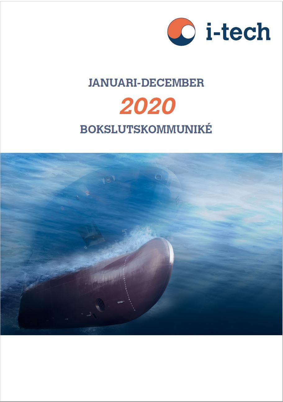 Bokslutskommuniké 2020