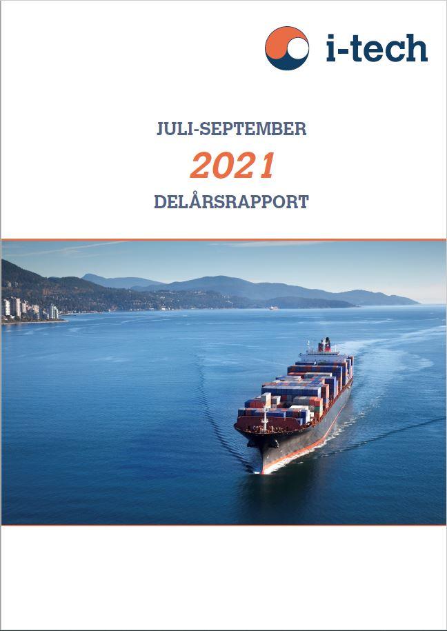 Delårsrapport Q3 21
